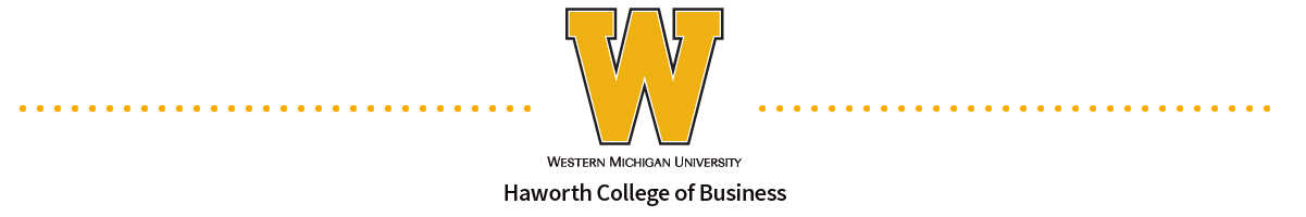 Haworth College of Business, Western Michigan University